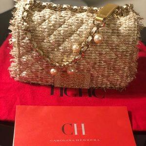 Carolina Herrera Handbag (Authentic)